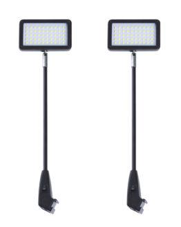 LED verlichtingset voor de beurswand