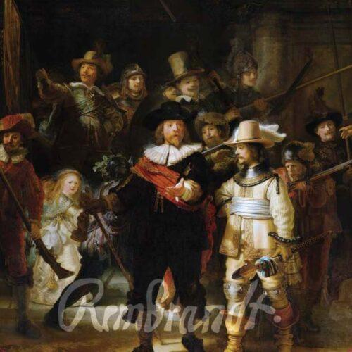 Hollandse meesters onderzetter